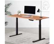 Home Office Design - Electric Table 120cm Dual Motor
