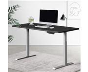Home Office Design - Table Riser Adjustable Desks140cm