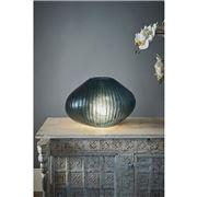 Zaffero - Paris Large Green Hand Cut Art Glass Table Lamp