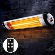 Devanti - Electric Heater Infrared Remote Control 2000W