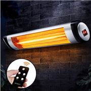 Devanti - Electric Infrared Patio Heater 1500W