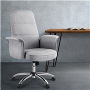 MyBar - Office Desk Chair Grey