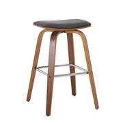 Design Arc - Cooper Barstool Black 2pce