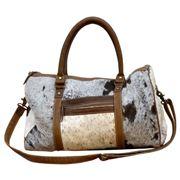 Design Arc - Cowhide Dufel Bag