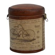 Design Arc - Cyclindrical Bicycle Ottoman