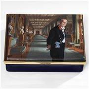 Halcyon Days - HRH The Duke Of Edinburgh By RH Enamel Box