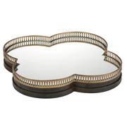 Amalfi - Clover Mirror Tray