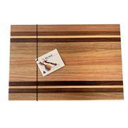 Big Chop - Rectangular Presentation Board 50x34x4cm