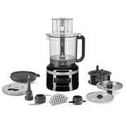 KitchenAid - 13 Cup Food Processor Onyx Black 5KFP1319QAOB