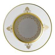 Wedgwood - Anthemion Grey Plate 15cm