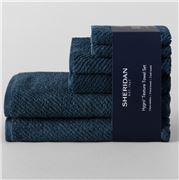 Sheridan - Hygro Texture Towel Set Bay Leaf 6pce