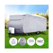 Acampar - 18-20ft Caravan Cover 4 Layer UV Water Resistant