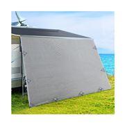 Acampar - Caravan Screens Roll Sun Shade  3.7M
