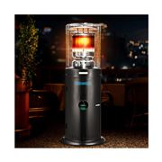 Inverno Heaters - Gas Patio Outdoor Stand Heater Blk
