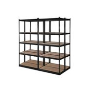 Trastero Storage  - Metal Steel Shelves Racks  4x1.5M