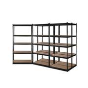 Trastero Storage  - Metal Steel Shelves Racks  5x1.5M