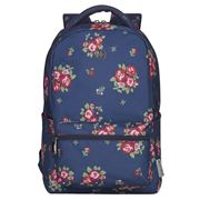 """Wenger - Colleague 16"""" Laptop Backpack Navy Floral"""