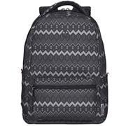 "Wenger - Colleague 16"" Laptop Backpack Black"