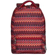 """Wenger - Colleague 16"""" Laptop Backpack Red"""