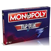 Games - Top Gun Edition Monopoly Board Game