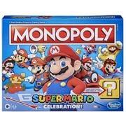 Games - Super Mario Celebration Edition Monopoly Board Game