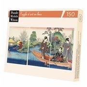 Puzzle Michèle Wilson - La Barque Kunisada Puzzle 150pc