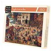 Puzzle Michèle Wilson - Jeux D Enfants Bruegel Puzzle 150pc