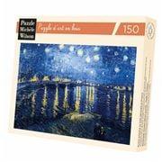 Puzzle Michèle Wilson - Nuit Etoilee Sur Le Rhone 150pce