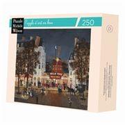 Puzzle Michèle Wilson - Moulin Rouge Puzzle 250pc