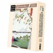 Puzzle Michèle Wilson - Pommiers En Fleurs Puzzle 350pc