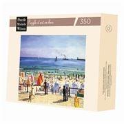 Puzzle Michèle Wilson - La Plage Des Sables Puzzle 350pce