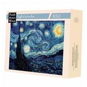 Puzzle Michèle Wilson - Nuit Etoilee Puzzle 650pc
