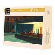 Puzzle Michèle Wilson - Nighthawks Puzzle 750pc