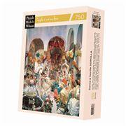 Puzzle Michèle Wilson - Danse A Seville Puzzle 750pc