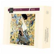 Puzzle Michèle Wilson - La Dame A L'eventail Klimt Puzzle