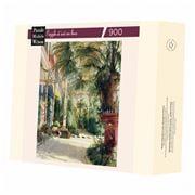Puzzle Michèle Wilson - La Serre Aux Palmiers Puzzle 900pc