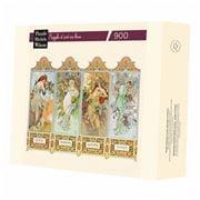 Puzzle Michèle Wilson - Les Quatre Saisons Puzzle 900pc