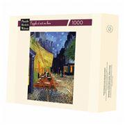 Puzzle Michèle Wilson - Le Cafe Le Soir Puzzle