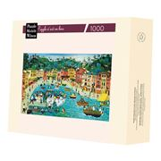 Puzzle Michèle Wilson - L'embarcadere A Portofino Puzzle