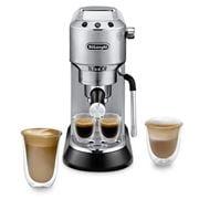 DeLonghi - Dedica Arte Manual Espresso Coffee Machine EC885M