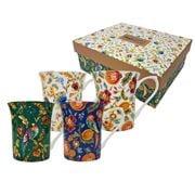 Queens - Hidden World India Mug Set 4pce