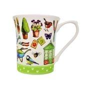 Queens - Living The Dream Mug Garden Life