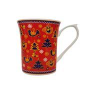 Queens - Christmas Festive Season Mug Red