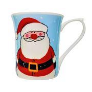 Queens - Christmas Santa Mug