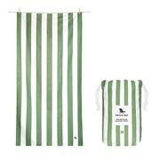 Dock & Bay - Beach Towel Cabana Collection L Cayman Khaki