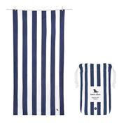 Dock & Bay - Beach Towel Cabana Collection L Whitsunday Blue