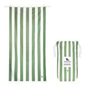 Dock & Bay - Beach Towel Cabana Collection XL Cayman Khaki