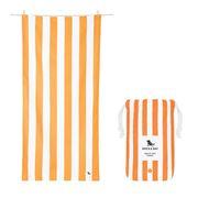 Dock & Bay - Beach Towel Cabana Collection XL Ipanema Orange