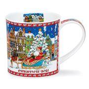 Dunoon - Orkney Shape Mug Christmas 2021