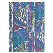 Bluebellgray - Gray Ines Jardin Multi Wool Rug 200x140cm